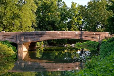 Photograph - Lime Valley Bridge by Tana Reiff
