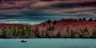 Photograph - Limekiln Lake by David Patterson