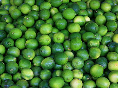Photograph - Limes by David Dunham