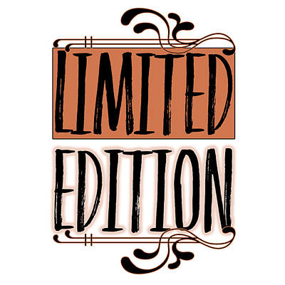 Edition Digital Art - Limited Edition by Melanie Viola
