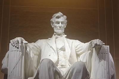Photograph - Lincoln by Buddy Scott