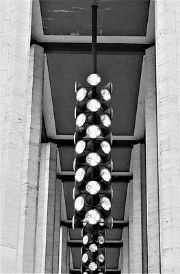 Photograph - Lincoln Center Abstract  by Rob Hans