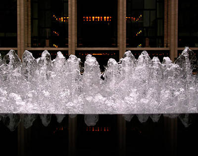 Photograph - Lincoln Center by Rona Black