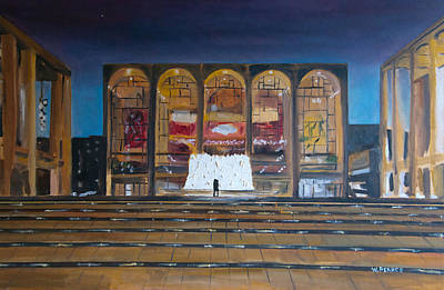 Lincoln Center Original by Wayne Pearce