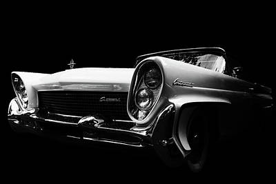 Dream Cars Photograph - Lincoln Continental Mark IIi by Frank Andree