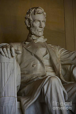 Photograph - Lincoln Looks East by David Bearden