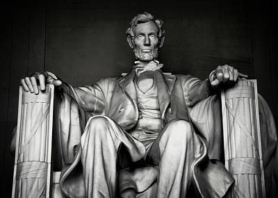 Lincoln Memorial Art Print by Daniel Hagerman