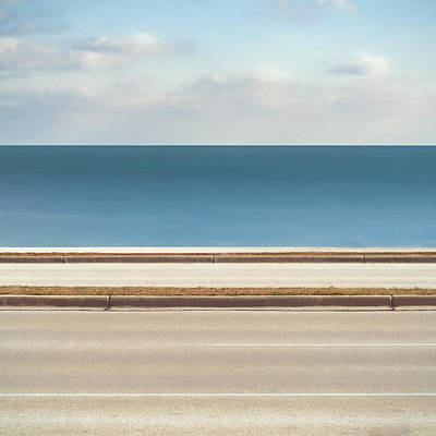 Daytime Photograph - Lincoln Memorial Drive by Scott Norris