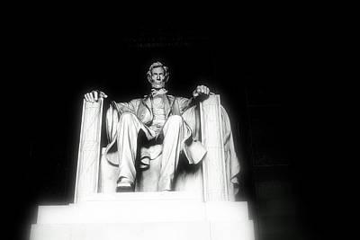 Lincoln Memorial  Original by Kristina Randal