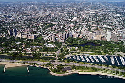 Photograph - Lincoln Park 2 by Bill Lang