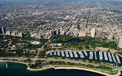 Photograph - Lincoln Park 5 by Bill Lang