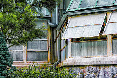 Photograph - Lincoln Park Conservatory Dsc_7073 by Raymond Kunst