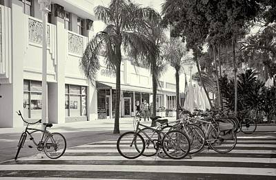 Lincoln Road Art Print