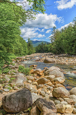 Photograph - Lincoln Woods Trail 5 by Brian MacLean