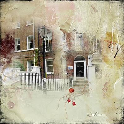 Digital Art - Lincoln's Inn Fields I by Nicky Jameson