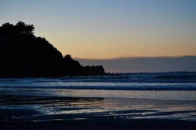 Photograph - Linda Mar Beach by Dean Ferreira