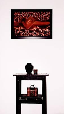 Photograph - Linda Sannuti's Art by Danielle R T Haney