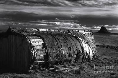 Lindisfarne Photograph - Lindisfarne Castle by Nichola Denny
