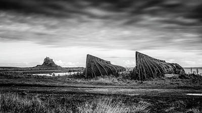 Photograph - Lindisfarne Island - Holy Island by Kelvin Trundle