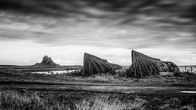 Photograph - Lindisfarne Island - Holy Island by Kelvin Trundle
