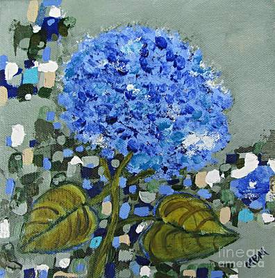 Lindsey's Flower Art Print