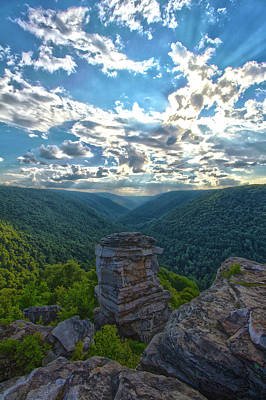 Photograph - Lindy Overlook by Daniel Houghton