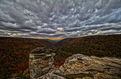 Photograph - Lindy Point Autumn by Daniel Houghton