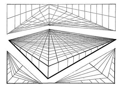 Line Design  Art Print by Seth Coleman