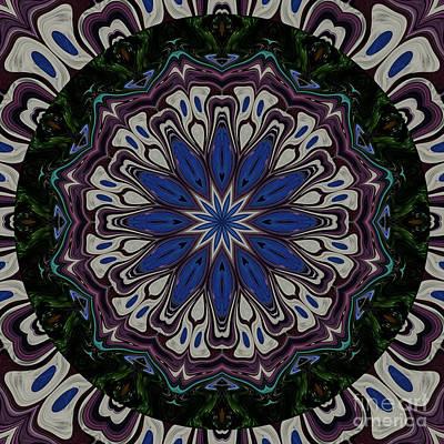 Photograph - Line Up Kaleidoscope by Judy Wolinsky