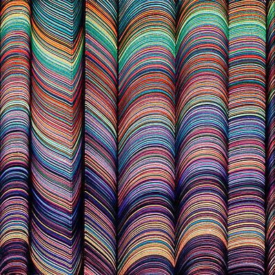 Lineas No.14 Original by George Sanen