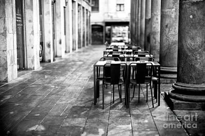 Photograph - Lined Up At La Boqueria by John Rizzuto