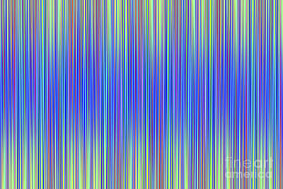 Digital Art - Lines 103 by Bruce Stanfield