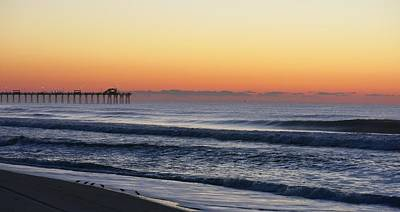 Photograph - Lines At Dawn by Betty Buller Whitehead