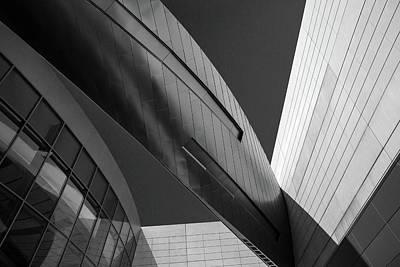 Architecure Lines  Art Print