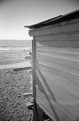 Photograph - Lines In Ostia Beach by Nacho Vega