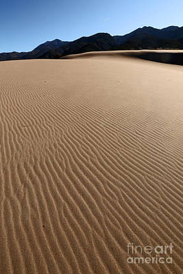 Photograph - Lines In The Sand by Betty Morgan