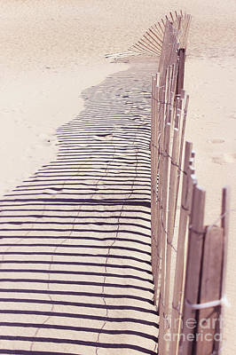 Photograph - Lines In The Sand by Colleen Kammerer