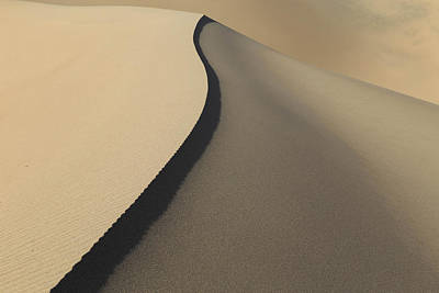 Surrealism Royalty-Free and Rights-Managed Images - Lines in the sand. by Johnny Adolphson