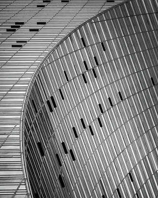 Photograph - Lines by Michael Niessen