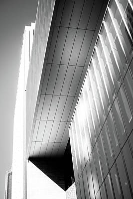 Photograph - Lines by Nathan Hillis