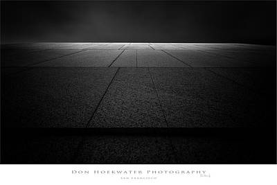 Photograph - Lines by PhotoWorks By Don Hoekwater