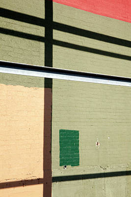 Photograph - Lines by Ross Odom