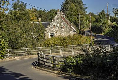 Photograph - Linn Mill Village by Jeremy Lavender Photography