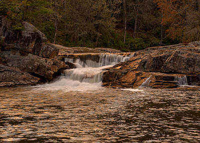 Photograph - Linville Falls by Brenda Jacobs