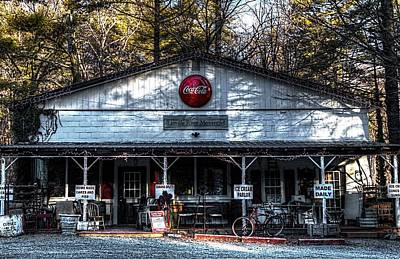 Photograph - Linville River Mercantile County Store by Carol Montoya