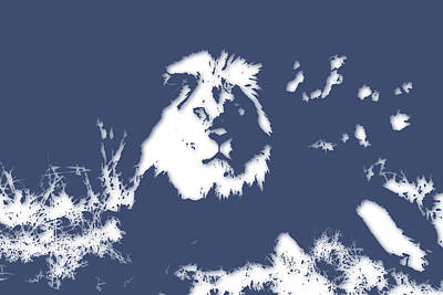 Lion 2 Art Print