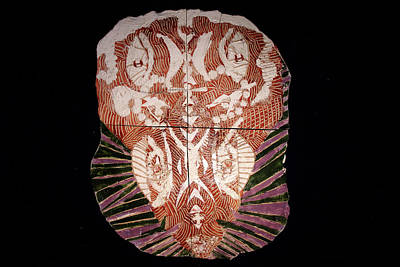 Ceramic Art - Lion Of Judah by Gloria Ssali