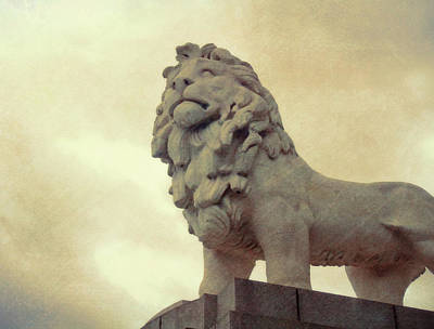Photograph - Lion Of Lambeth by JAMART Photography