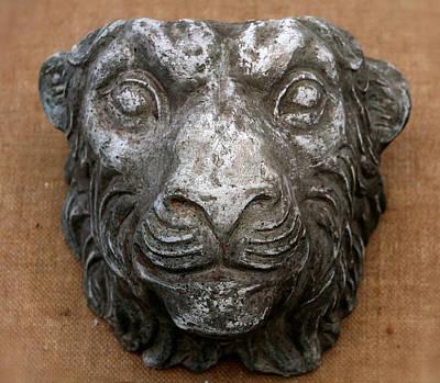 Sculpture - Lion by Vladimir Kozma