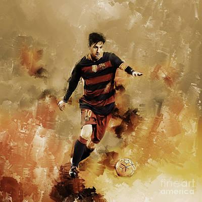 Lionel Messi 01 Original by Gull G